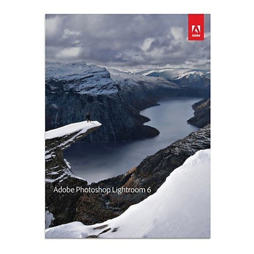 Adobe Photoshop Lightroom 6 (Windows/Mac), Activation Code