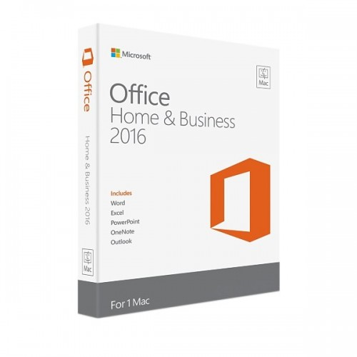 Office Home & Business 2016 for Mac ( Product key + Download )