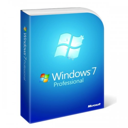Windows 7 Professional - 32/64 Bit ( Product Key + Download )