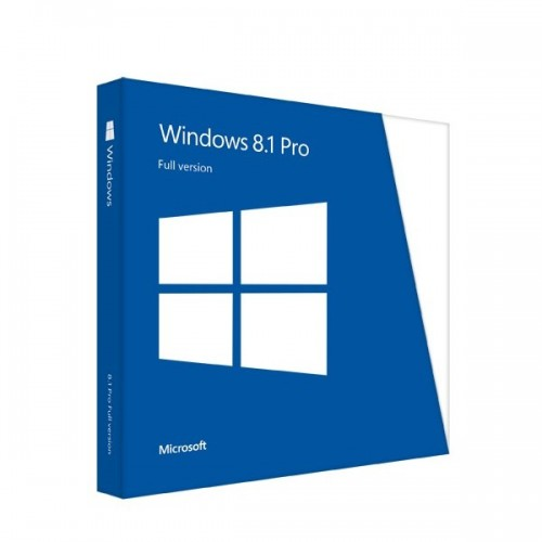 Windows 8.1 Professional - 32/64 Bit ( Product Key + Download )