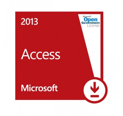 Microsoft Access 2013 Activation - Volume - Open Business License